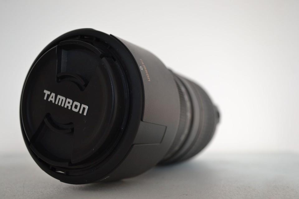 Tamron 70-300 mm zoomlens